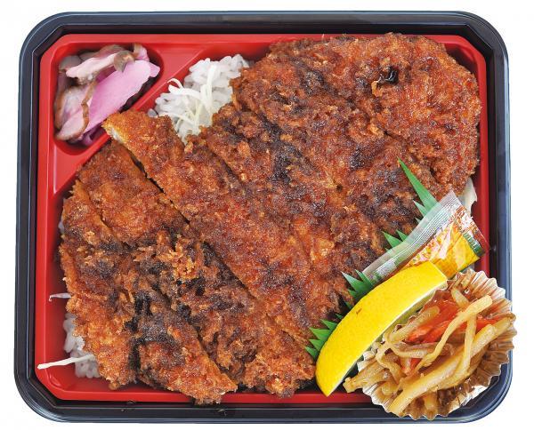 茨城銘柄豚霜ふりハ-ブ豚使用 炙り豚丼_紹介